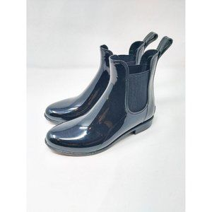 Storm by Cougar Celeste Rain Chelsea Glossy Boots